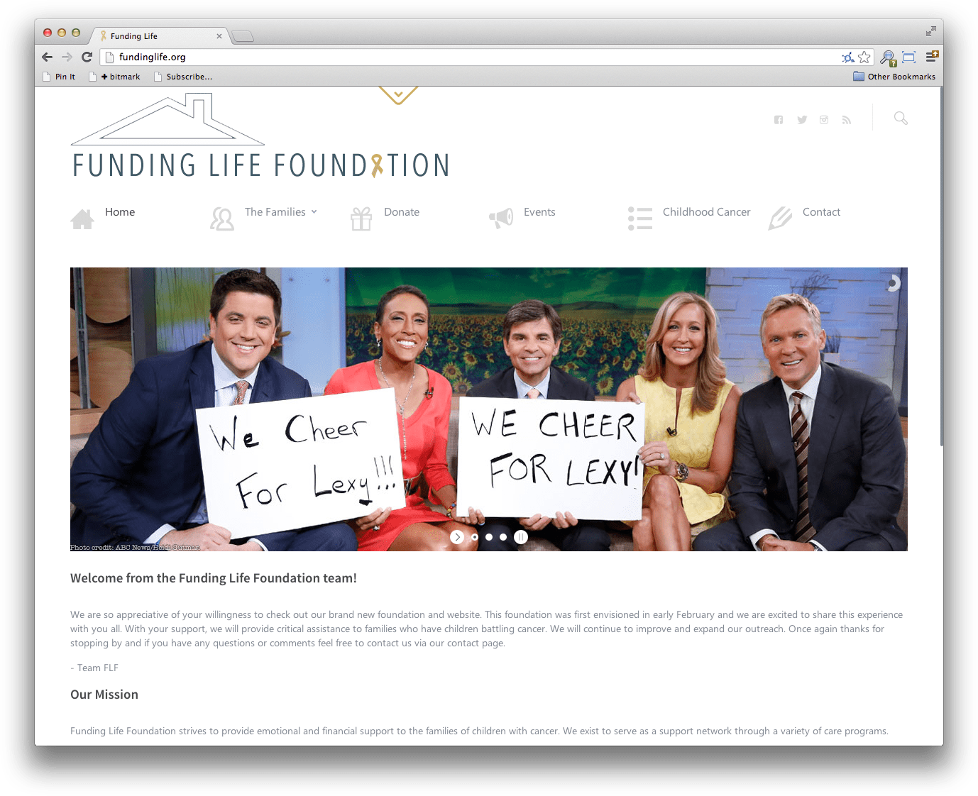 Funding Life Foundation