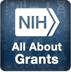 Icon for the NIH All About Grants Podcast
