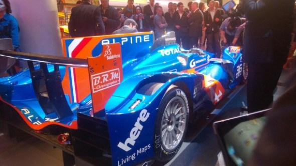 Alpine LMP2