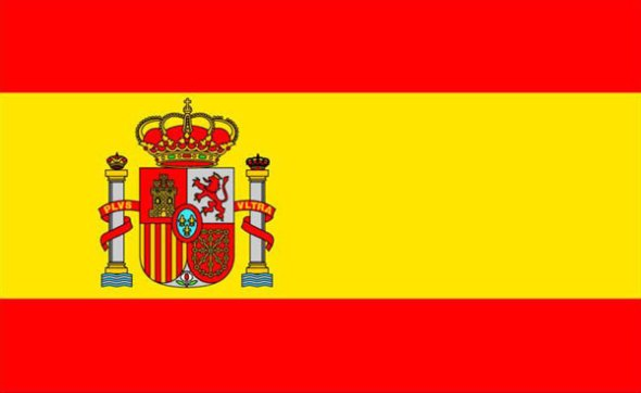 Spanich flag