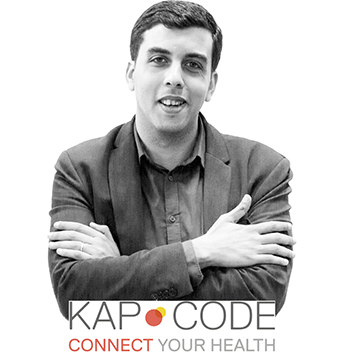 Adel Mebarki of Kap-Code