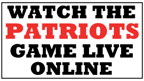 Watch the Patriots Game Online