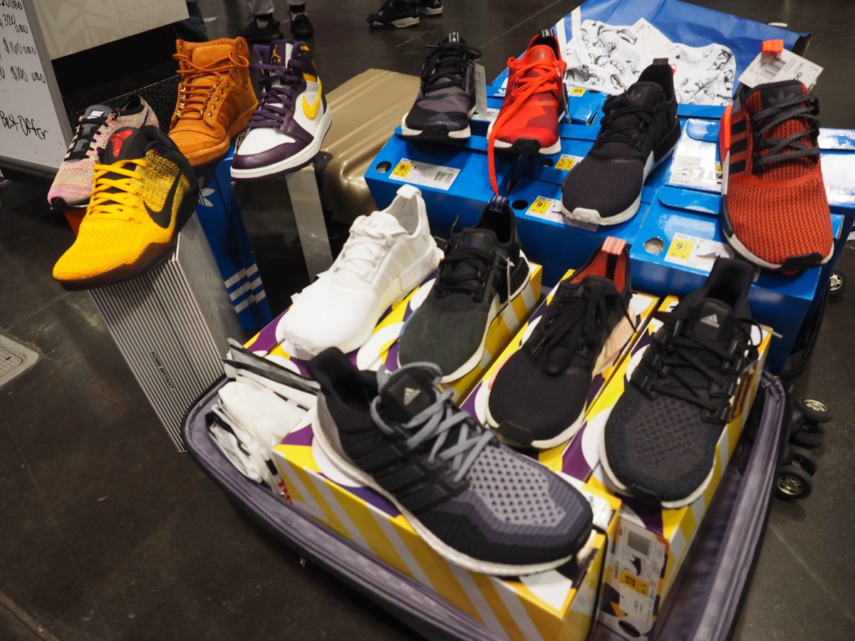 Our sneakers for sale!
