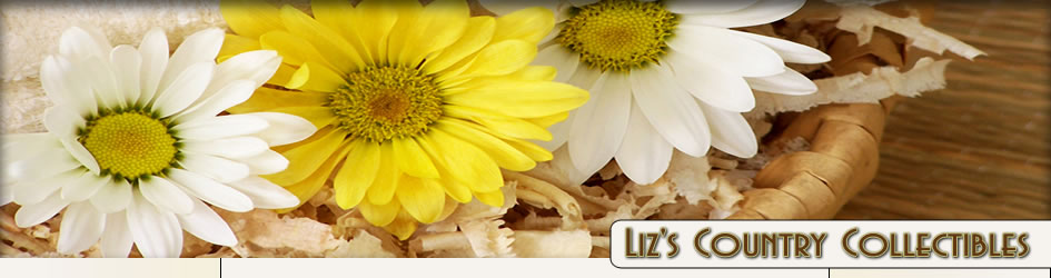 lizs country collectibles logo