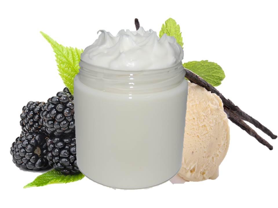 black raspberry vanilla body butter recipe