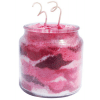 Pink Camo Candle