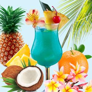 Blue Hawaiian Fragrance Oil
