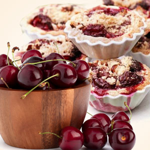 Cherry Crumb Pie Fragrance Oil