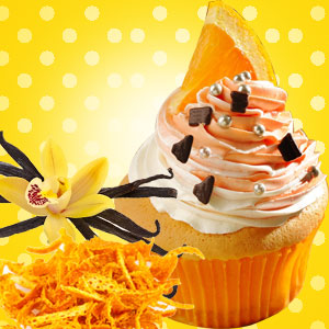 Orange Cream Cupcake Fragrance Oil