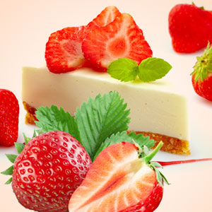 Strawberry Cheesecake Fragrance Oil