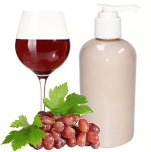 12 Easy Homemade Lotion Recipes: Wine Lotion Recipe