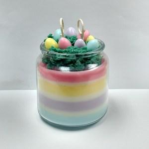 Easter Basket Candles Recipe