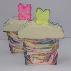 Peeps Cold Process Soap Recipe