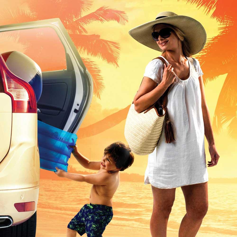 MAG: Split Car Campaign