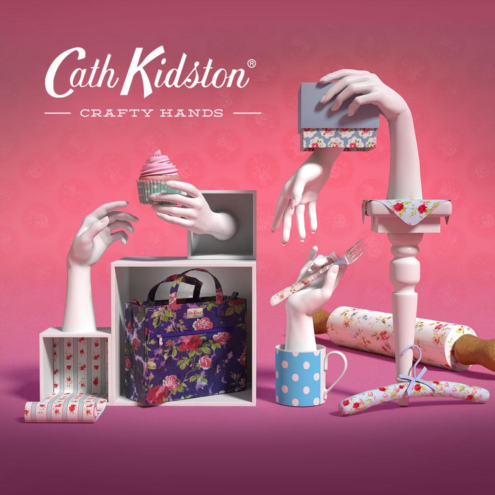 Cath Kidston Crafty Hands
