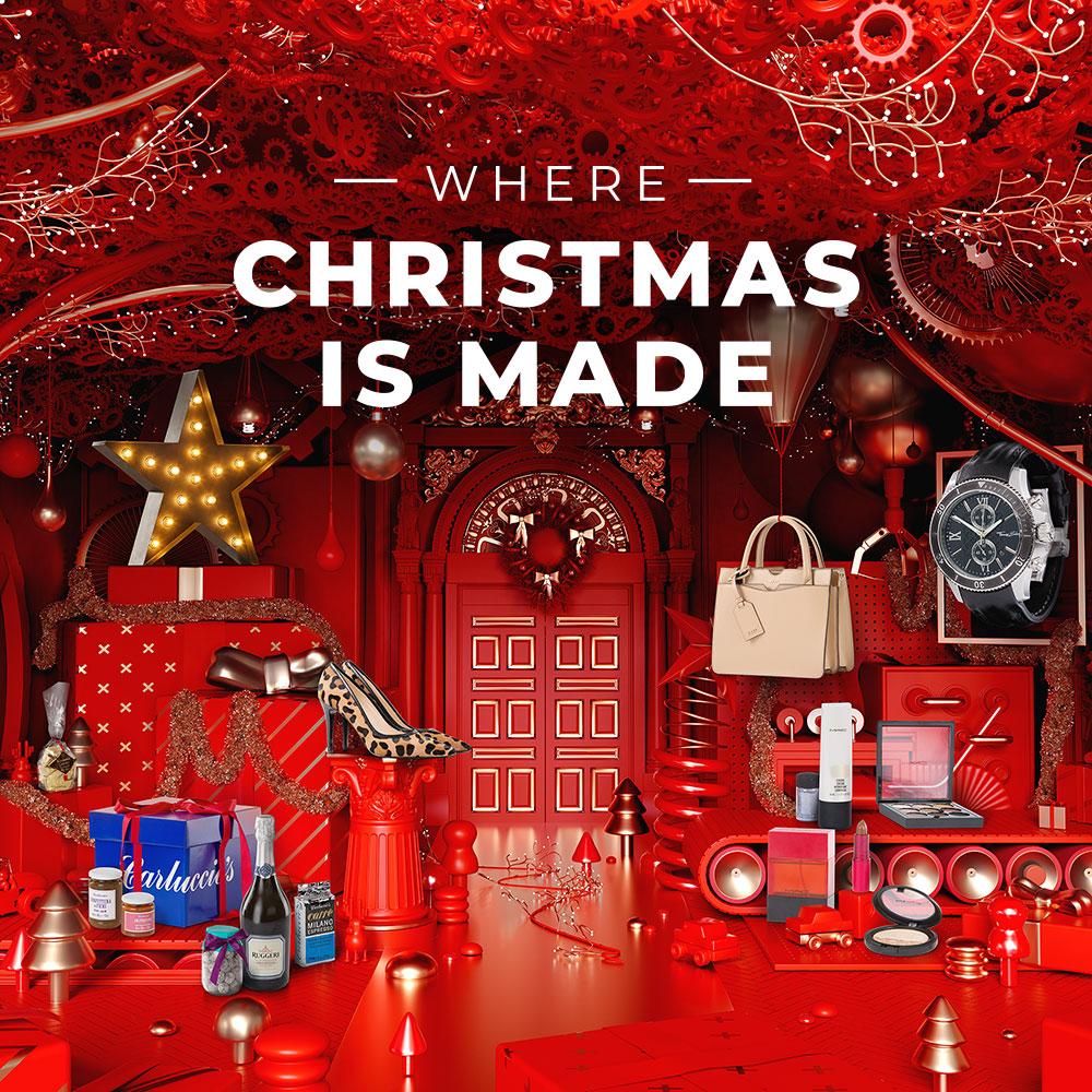 Metquarter Christmas Campaign 2017