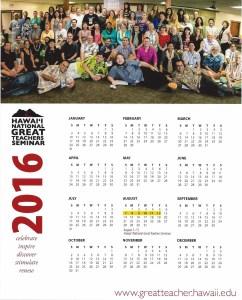 hngts_2016 Calendar