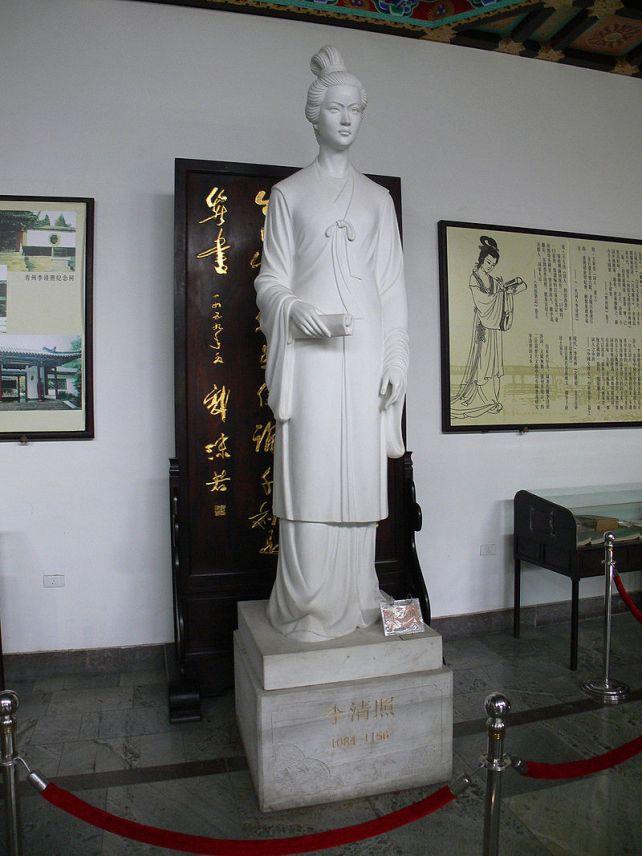 800px-Li_Qingzhao_statue