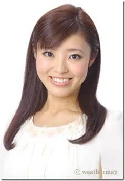 【画像】NHK広島伊藤麻衣気象予報士は結婚してる?カップは?