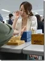 中村桃子女流1級、全勝で通過