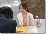 3回戦の中村桃子女流1級vs藤井奈々さん