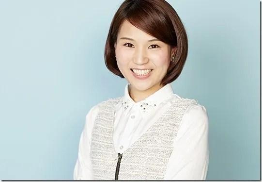 NHK大阪石田鮎美のカップや身長は?wikiプロフまとめ!