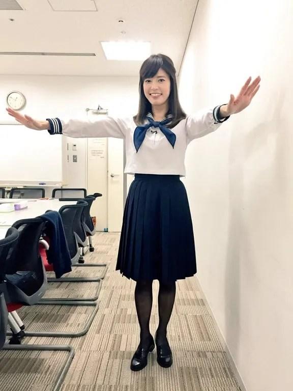 NHK神田愛花のカップは?彼氏は日村で結婚?