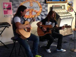 Jamie Holka and Bruce Wojick