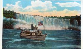 Maid of the Mist 1910