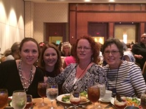 RWA, National Conference, romance authors