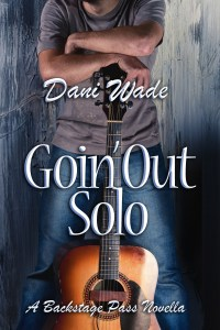 Goin' Out Solo, Dani Wade, erotic romance, rock star romance