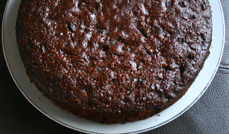 Last Minute Christmas Cake Recipe!