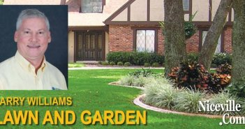 larry williams gardening northwest florida