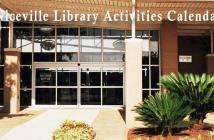 Niceville Library Activities Calendar