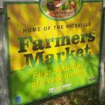 Famers market in Niceville first Saturday of the month