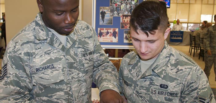 Cornucopia Of Care Event Shares Support Information With Airmen