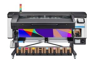 HP Latex800Wプリンター