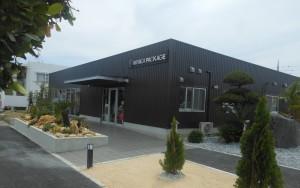 新本社の社屋