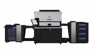 HP Indigo 7Kデジタル印刷機