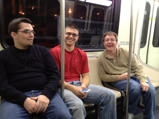 """The most awkward name for transportation, """"The People Mover"""""""