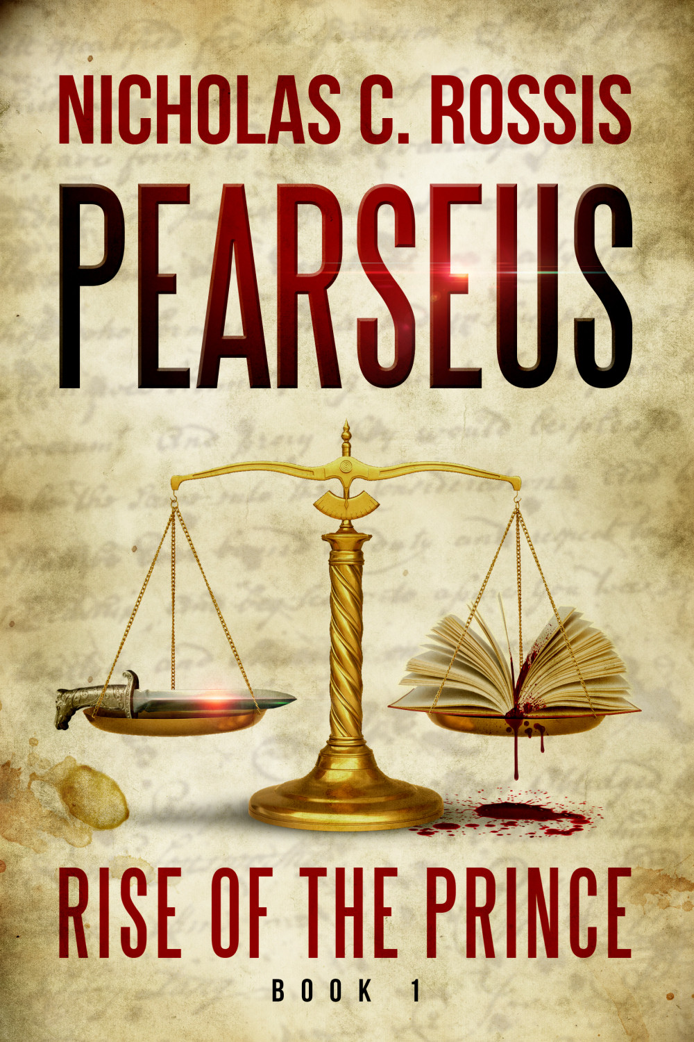 Pearseus: Rise of the Prince | From the reader blog of Nicholas C. Rossis, author of children's books, fantasy and science fiction