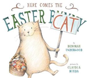 Easter Cat