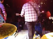 nick costa and modern suits opening for terrible things at the note in west chester