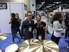 Kevin Pintado and Nick Costa