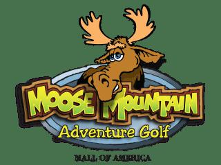 Moose Mountain Adventure Golf logo