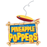 Pineapple Poppers Logo