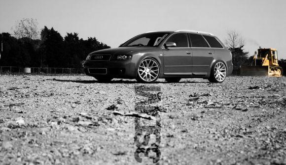 B6 Audi A4 Avant - 3SDM Wheels