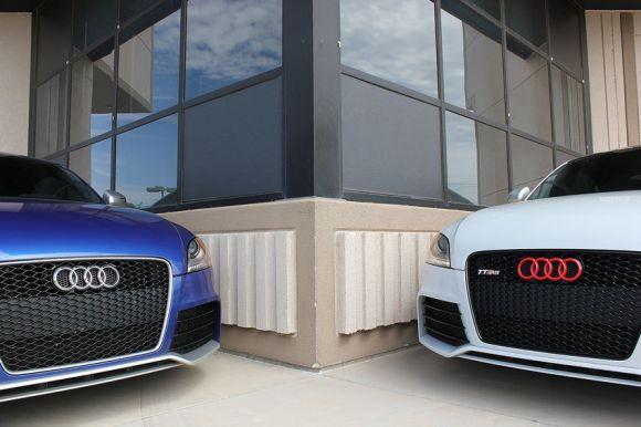 Audi TT-RS Photoshoot