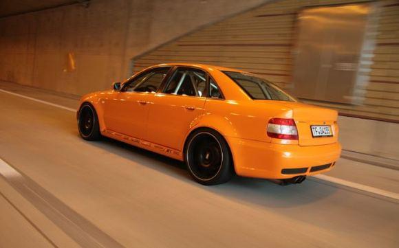B5 Audi RS4 Sedan