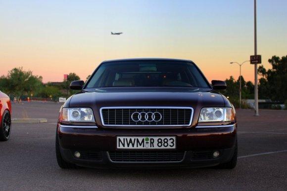 Andora Pearl D2 Audi A8